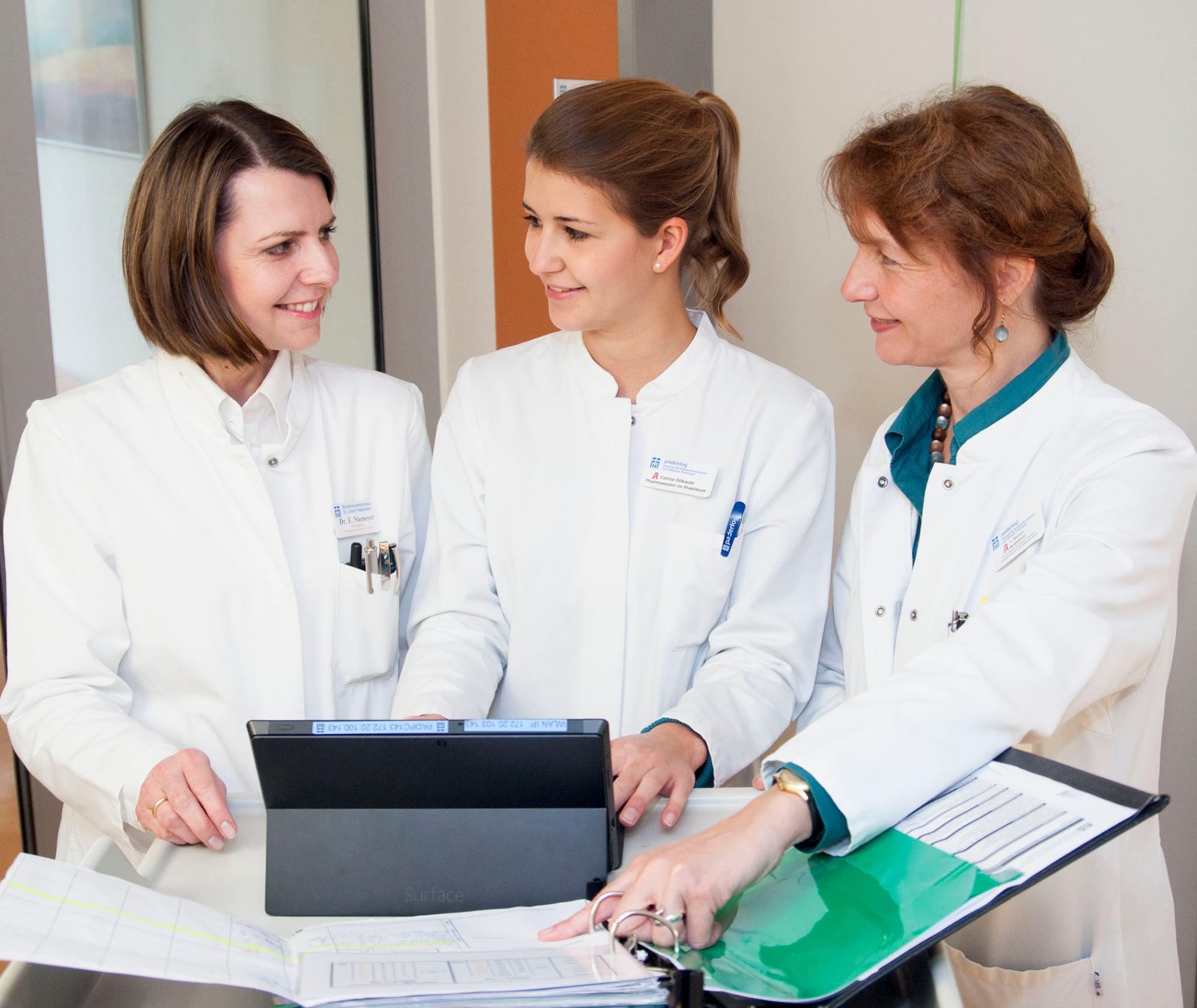 Praktikum / paderlog - Zentrum für Krankenhauslogistik und Klinische ...